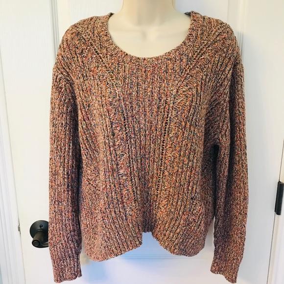 82cbd546 IRO Sweaters | Nwot Bruna Openknit Multi Colored Sweater | Poshmark